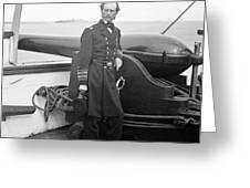 John Dahlgren, American Naval Officer Greeting Card