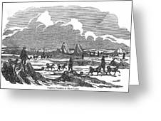 John Franklin Expedition Greeting Card