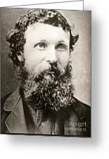 John Muir (1838-1914) Greeting Card