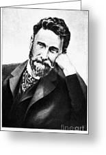 Joseph Pulitzer (1847-1911) Greeting Card