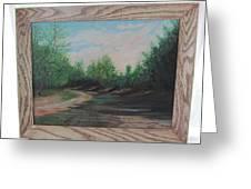 Kayuga Creek Greeting Card