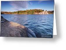 Killarney Provincial Park In Fall Greeting Card