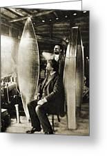 Konstantin Tsiolkovsky, Rocket Pioneer Greeting Card