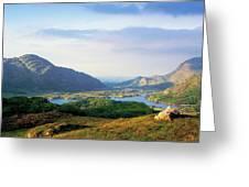 Ladies View, Killarney, Co Kerry Greeting Card