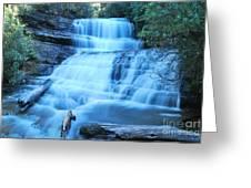 Lady Barron Falls Greeting Card