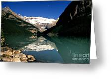 Lake Louise IIi Greeting Card