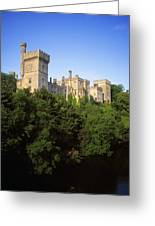 Lismore Castle, Co Waterford, Ireland Greeting Card