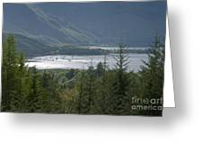 Loch Leven Greeting Card