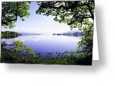 Lough Gill, Co Sligo, Ireland Irish Greeting Card