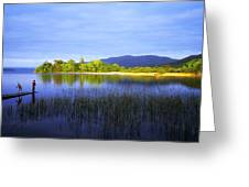 Lough Gill, Co Sligo, Ireland Greeting Card