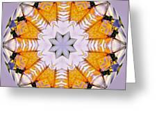 Mandala Of Love Greeting Card