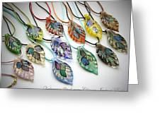 Marano Jewelry Greeting Card