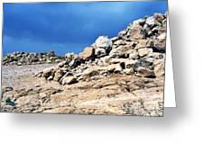 Masada Greeting Card