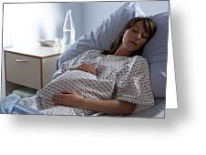 Maternity Ward Greeting Card
