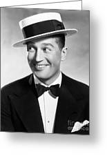 Maurice Chevalier Greeting Card by Granger