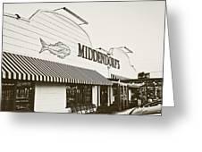 Middendorf's Greeting Card by Scott Pellegrin