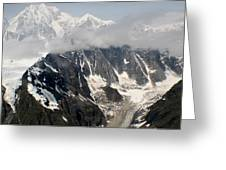Mt. Mckinley Greeting Card