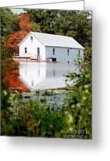 Murrays Mill Catawba North Carolina Greeting Card