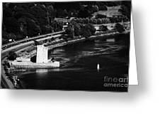 Narrow Water Castle Warrenpoint Greeting Card