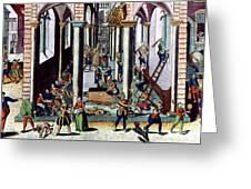 Netherlands: Calvinism Greeting Card