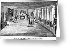 New York: Fraunces Tavern Greeting Card