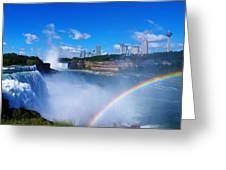 Niagara Waterfalls Greeting Card