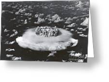 Operation Crossroads Greeting Card