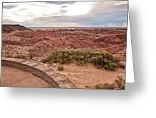 Painted Desert 1 Greeting Card