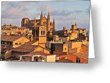 Palma De Mallorca Greeting Card
