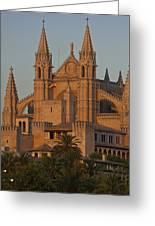 Palma, Majorca, Spain Greeting Card