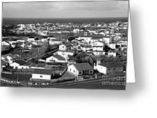 Parish In The Azores Greeting Card