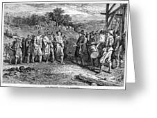 Pilgrims: Massasoit Greeting Card