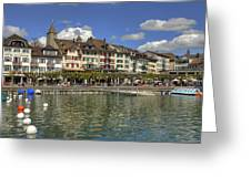 Rapperswil Greeting Card