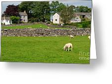 Ravenstonedale Cumbria Greeting Card