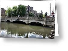 Regentessebrug Greeting Card