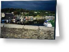 River Barrow, Graiguenamanagh, Co Greeting Card