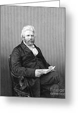 Robert Chambers (1802-1871) Greeting Card
