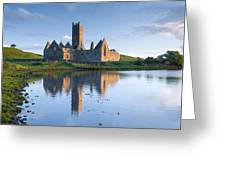 Rosserk Friary, Co Mayo, Ireland 15th Greeting Card