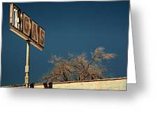 Route 66 Greeting Card