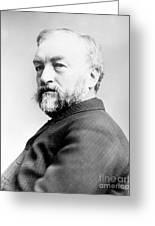 Samuel Langley, American Astronomer Greeting Card