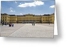 Schonbrunn Palace - Vienna Greeting Card