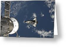 Space Shuttle Endeavour, A Russian Greeting Card