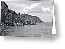 St Kitts Greeting Card