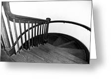 Stairway To Somewhere Greeting Card