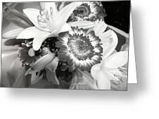Subterranean Memories 7 Greeting Card