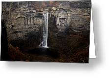 Taughannok Falls Greeting Card