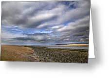 Taw Torridge Estuary Greeting Card