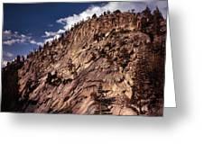 Ten Lakes Basin - Yosemite N.p. Greeting Card