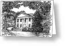 The Grove Tallahassee Florida Greeting Card