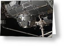 The International Space Stations Greeting Card